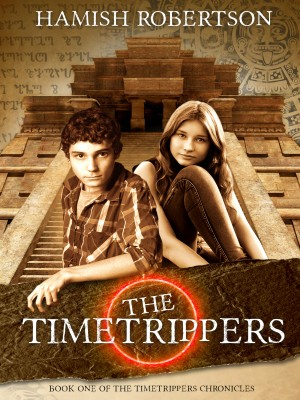 The Timetrippers by Hamish Robertson from Bookbaby in General Novel category