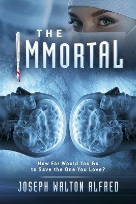 The Immortal by Joseph Walton Alfred from Bookbaby in General Novel category