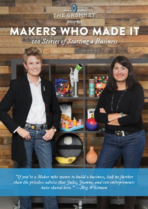 Makers Who Made It by Joanne Domeniconi from Bookbaby in Business & Management category