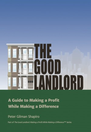 The Good Landlord by Peter Gilman Shapiro from Bookbaby in Business & Management category