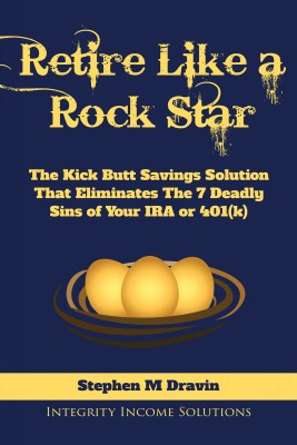 Retire Like a Rock Star by Stephen M Dravin from Bookbaby in Business & Management category