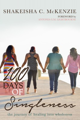 100 Days of Singleness by ShaKeisha C. McKenzie from Bookbaby in Family & Health category