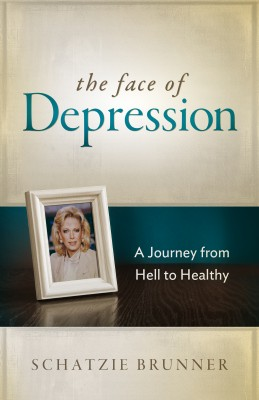 The Face of Depression by Schatzie Brunner from  in  category