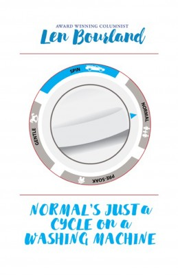 Normals Just a Cycle On a Washing Machine