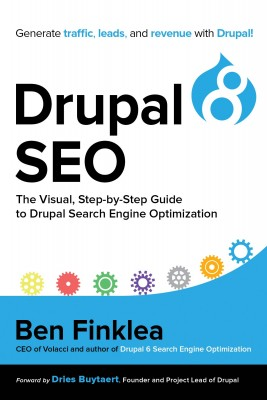 Drupal 8 SEO by Ben Finklea from Bookbaby in Business & Management category