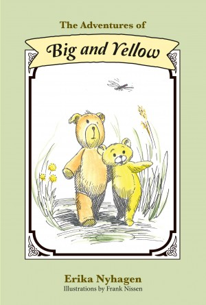 The Adventures of Big and Yellow by Erika Nyhagen from Bookbaby in Teen Novel category
