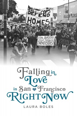 Falling in Love in San Francisco Right Now by Laura Boles from Bookbaby in General Novel category