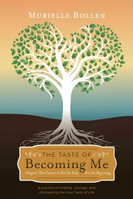 The Taste of Becoming Me by Murielle Bollen from Bookbaby in Religion category