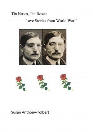 Tin Noses, Tin Roses: Love Stories from World War I by Susan Anthony-Tolbert from Bookbaby in History category