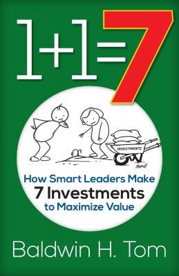1+1=7 by Baldwin H. Tom from Bookbaby in Finance & Investments category