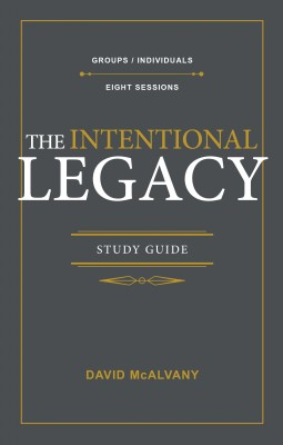 The Intentional Legacy Study Guide by David McAlvany from Bookbaby in Family & Health category