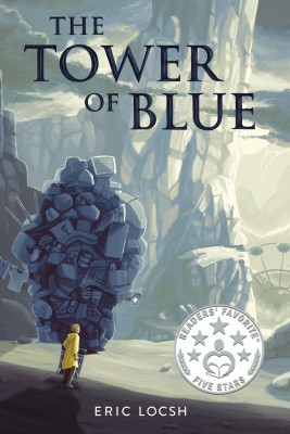 The Tower of Blue by Eric Locsh from  in  category