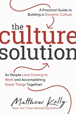 The Culture Solution by Matthew Kelly from  in  category