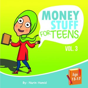 Money Stuff For Teens Volume 3 by Nurin Hamid from BookCapital in Children category