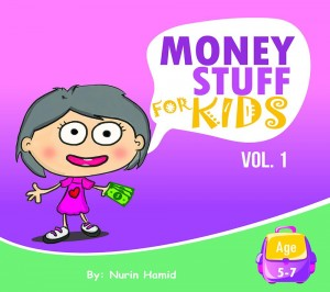 Money Stuff For Kids Volume 1 by Nurin Hamid from BookCapital in Children category