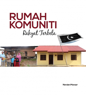 Rumah Komuniti by Noraien Mansor from BookCapital in General Novel category