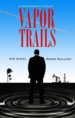 Vapor Trails by R. P. Siegel and Roger Saillant from Book Hub Incorporated in General Novel category