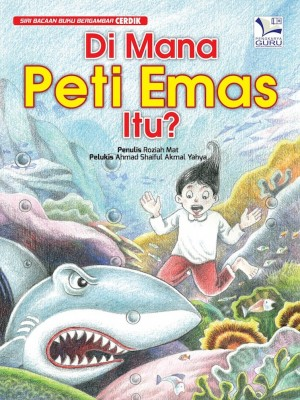 Di Mana Peti Emas Itu? by Roziah Mat from Cerdik Publications Sdn Bhd in Children category