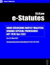 Bank Kerjasama Rakyat Malaysia Berhad (Special Provisions) Act 1978 (Act 202)-As at 22 May 2014 -Incorporating latest Amendment P.U.(A) 123/2014 by CLJ-Publication from  in  category