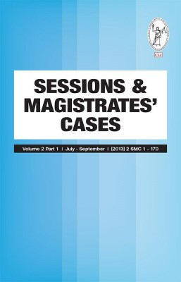 [2013] 2 SMC 1 - 170 by CLJ-Publication from Current Law Journal in Law category
