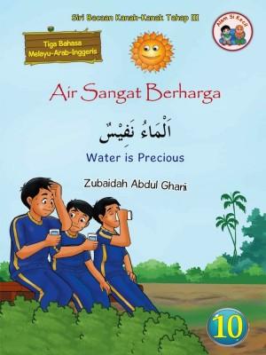 Siri Alam Si Kecil - Air Sangat Berharga by Zubaidah Abdul Ghani from Darul Andalus Pte Ltd in Children category