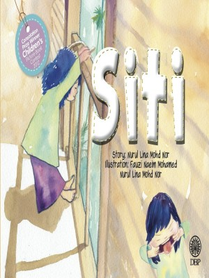 Siti by Nurul Lina Mohd Nor from Dewan Bahasa dan Pustaka in Comics category