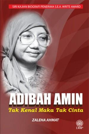 Adibah Amin  - Tak Kenal Maka Tak Cinta by Zaleha Ahmat from  in  category