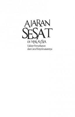 Ajaran Sesat Di Malaysia : Faktor Penyebaran Dan Jalan Penyelesaian by Engku Ahmad Zaki Engku Alwi from Dewan Bahasa dan Pustaka in General Academics category