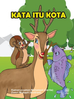 Kata Itu Kota by Kamaruzzaman Mohamad from  in  category
