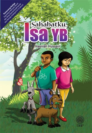 Sahabatku Isa YB by Hasniah Hussain from Dewan Bahasa dan Pustaka in General Novel category