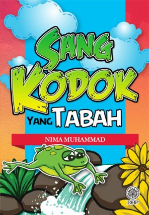 Sang Kodok yang Tabah by Nima Muhammad from Dewan Bahasa dan Pustaka in General Novel category
