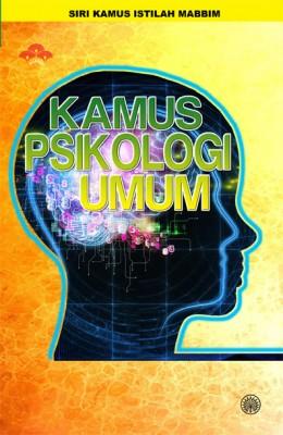 Kamus Psikologi Umum