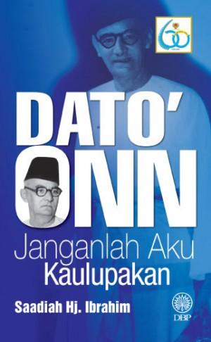 Dato Onn Janganlah Aku Kau Lupakan by Saadiah Hj. Ibrahim from  in  category