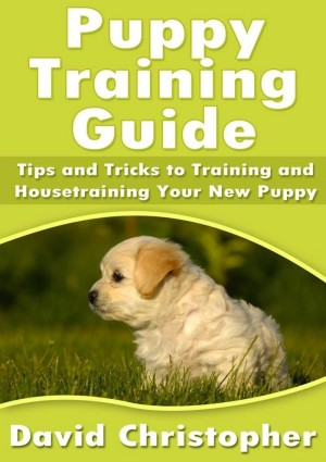 Puppy Training Guide by David Christopher from eBookIt.com in Pet category