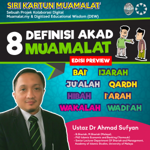 8 DEFINISI AKAD MUAMALAT - EDISI PREVIEW by Digitized Educational Wisdom PLT from Digitized Educational Wisdom PLT in Finance & Investments category