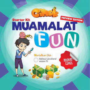 Starter Kit Muamalat FUN - Rookie Level - Preview Edition
