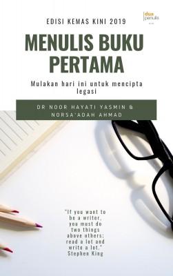 Menulis Buku Pertama