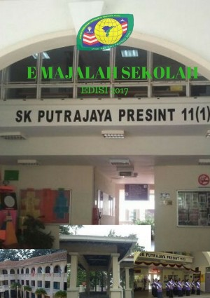 Majalah Sekolah SKPP11 1 by SK Putrajaya Presint 11(1) from E-Sentral in School Magazine category