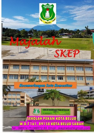 Majalah SKEP 2017 by SK Pekan Kota Belud from E-Sentral in School Magazine category