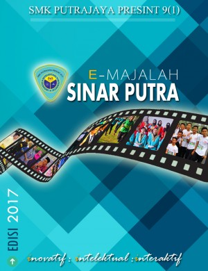 Sinar Putra 2017 by SMK Putrajaya Presint 9(1) from E-Sentral in School Magazine category