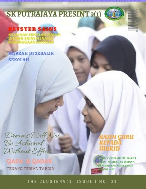 cluster 9(1) by SK Putrajaya Presint 9(1) from E-Sentral in School Magazine category