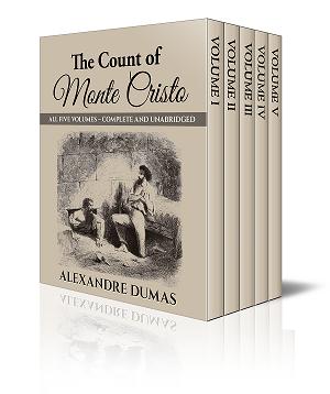 The count of monte cristo alexandre dumas enhanced for Alexandre dumas dictionary of cuisine