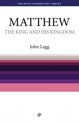 The King and his Kingdom - Matthew by John  D Legg from Vearsa in Religion category