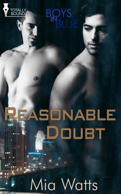 Reasonable Doubt by Mia Watts from Vearsa in Romance category