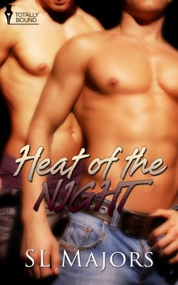 Heat of the Night by SL Majors from Vearsa in Romance category