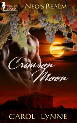 Crimson Moon by Carol Lynne from Vearsa in Romance category