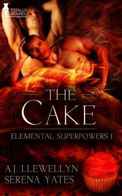 The Cake by A.J. Llewellyn from Vearsa in Romance category