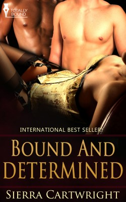 Bound and Determined by Sierra Cartwright from Vearsa in Romance category