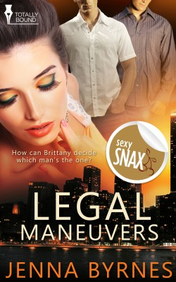 Legal Manoeuvres by Jenna Byrnes from Vearsa in Romance category
