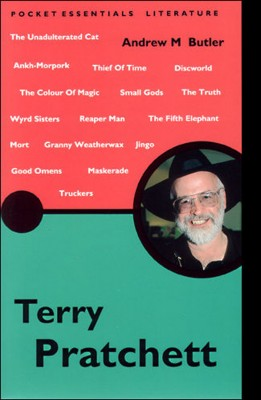 Terry Pratchett by Andrew M Butler from Vearsa in General Novel category